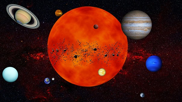 Few Surprising Facts About Our Solar System