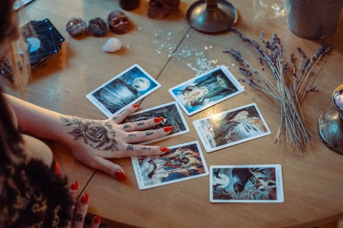 Tarot Reading With Some Stories To Let Us Know